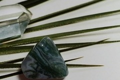 Selling: Reconnection SPELL & Green Moss Agate HEALING READING!