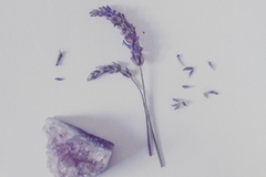 Selling: Psychic Healing Amythest Crystal