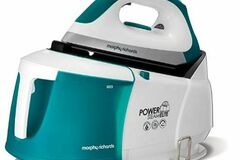 Renting out with online payment: Morphy Richards Steam Generator Iron