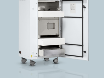 Produkt: Jonix Mate air filtration and sanitisation device eff. Covid19