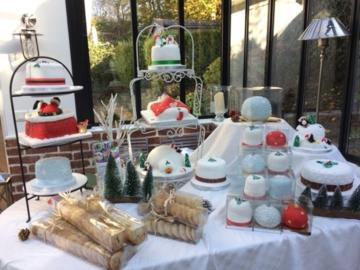 News: Gâteaux de Noël Anglaise et Mince pies à commander