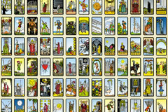 Selling: Cards of tarot desire reading