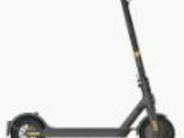Renting out with online payment: Xiaomi Mi Essential Electric Scooter
