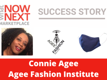 Announcement: Marketplace Success Story: Connie Agee, Agee Fashion Institute