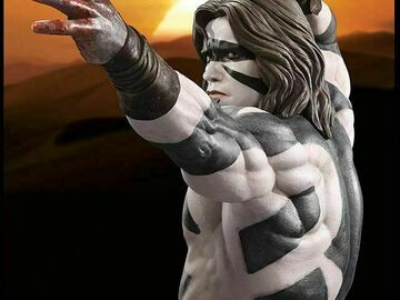 Stores: POP CULTURE SHOCK CONAN THE BARBARIAN WAR PAINT VERSION 1/3 SCALE