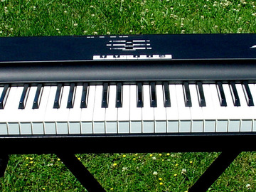 Selling with online payment: FATAR STUDIOLOGIC SL-990 88 KEY PIANO KEYBOARD Midi Out Hammer