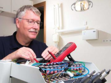 Service aanbod: Onderhoud diverse dentale apparatuur door Habitat Dental