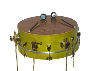 VIP Members' Sales Only: American Percussion's  Slit Marimba Snare Drum  ( Will Ship)