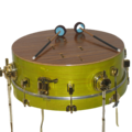 Selling with online payment: American Percussion's  Slit Marimba Snare Drum