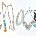 Buy Now: 50 High End Boutique Statement Necklaces priced 59.95 ea =$2,997