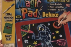 Buy Now: Lot of 10 Magic Draw Pads