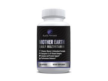 Selling with online payment: Mother Earth (daily multivitamin)