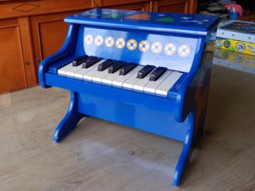 Vente avec paiement en ligne: Jouet piano en bois