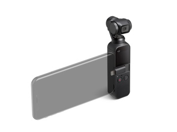 For Rent: DJI Osmo Pocket 4K + SD Card + Accessories+Filter