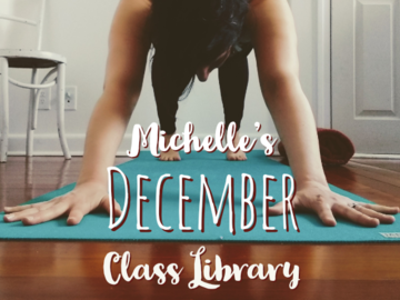 For Sale Now: Michelle's December Library | Standard Price