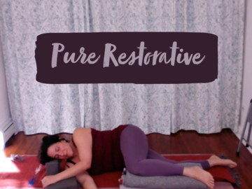 For Sale Now: Pure Restorative