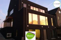 .: BEN-bureelgebouw in houtskelet | door 3bouw