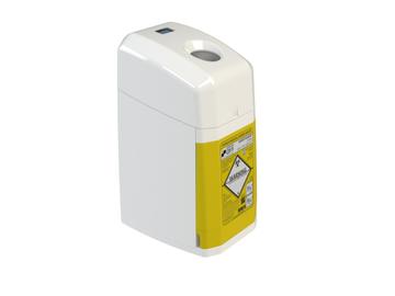 Nieuwe apparatuur: Needleoff voor het voorkomen van prikaccidenten