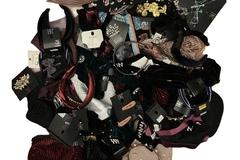 Liquidation/Wholesale Lot: Designer Hair Accessories All NWT INC Some Caps