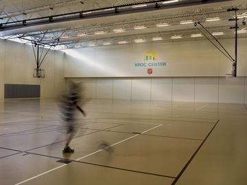 External: Omaha Kroc Center