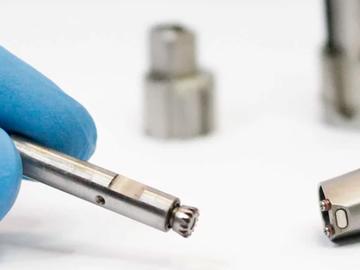 Service aanbod: Reparatie van hand- en hoekstukken door Lumerick Dental