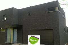 .: BEN-WONING  moderne villa met plat dak | door 3bouw