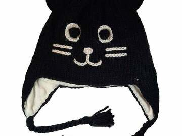 Selling with online payment: Winter Beanie Hat for Kids or Adults | Stretchy Hat