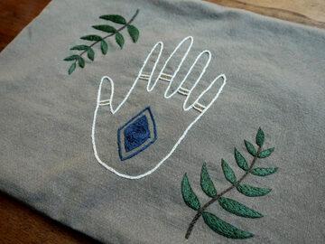 : Healing Hand Pouch