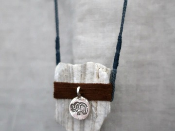 : River Stone Necklace