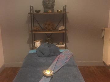 Vente avec paiement en direct: Massage Californien