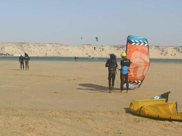 Course: 10 HOURS OF PRIVATE COURSE IN DAKHLA, MOROCCO