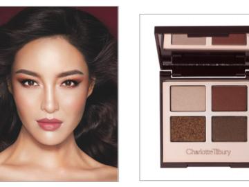 For Sale: Charlotte Tilbury luxury palette Colour- coded eye shadows