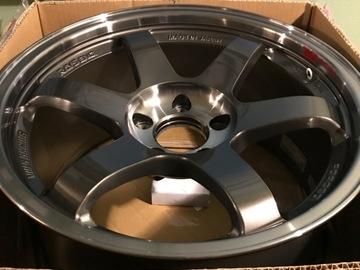 Selling: Rays Volk Racing TE37SL 17x9 +22 5x114.3