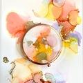 : Jardin Des Rêves - pocket mirror