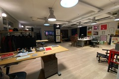 Vuokrataan: Jaettu toimisto Eirassa, tilaa kahdelle