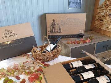 Vente avec paiement en direct: Château Franc Couplet Cuvée Emmanto