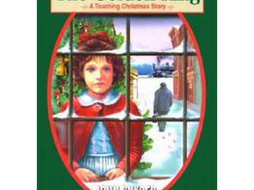 """Buy Now: """"The Golden Ring"""" – A Christmas Story Hard Green Cover"""