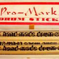 Selling with online payment: New Old Stock 5 pr PROMARK wood tip drumsticks in original box