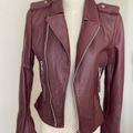 For Rent: Real leather jacket For Rent $20 /Weekly
