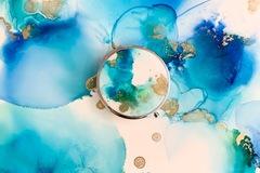 : le Sapphire - pocket mirror / mirror case
