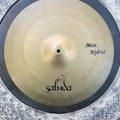 """Selling with online payment: Saluda Mist Hybrid Crash Cymbal 18"""" 1640G"""