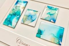 : Oceans - Orignal art magnets