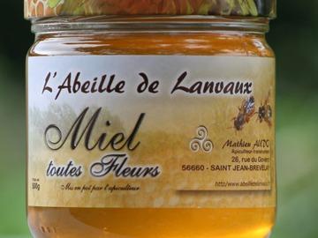 Les miels : Miel toutes fleurs