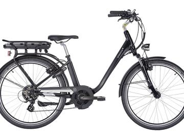 Vente avec paiement en direct: Vélos électriques Français