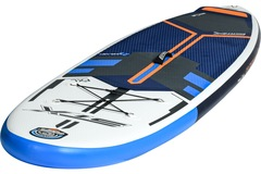 "For Rent: STX Freeride 10'6"" inflatable SUP + paddle"