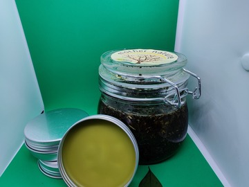For Sale: Plantain Herbal Healing Salve