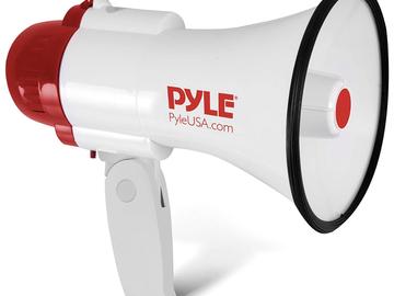Buy Now: Megaphone Speaker Lightweight Bullhorn