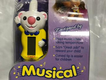 Liquidación / Lote Mayorista: Timex Musical Koala Thermometer For Kids