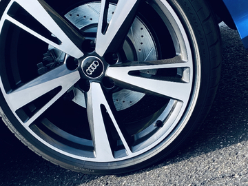 Selling: Audi RS3 Wheels Only $850