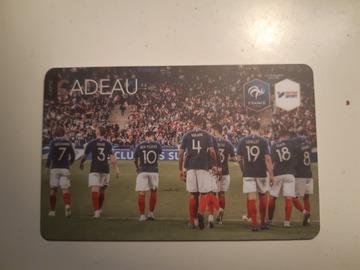 Vente: Carte cadeau Intersport (20€)